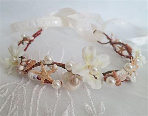 Wedding Hair Accessories Cork by Mermaid S Tiara Wedding Hair Accessory Sea Shell Flower