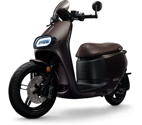 gogoro  cafe racer  motosiklet sitesi