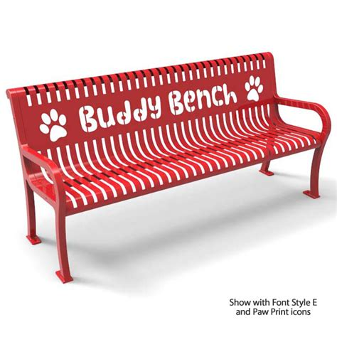 buddy bench video all lexington buddy bench by ultraplay options outdoor