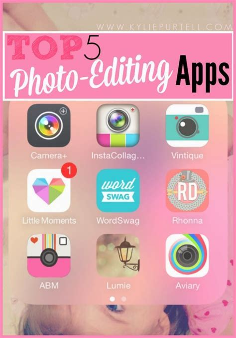 Best Photo Editing Apps   Editing apps, Apps and Photography