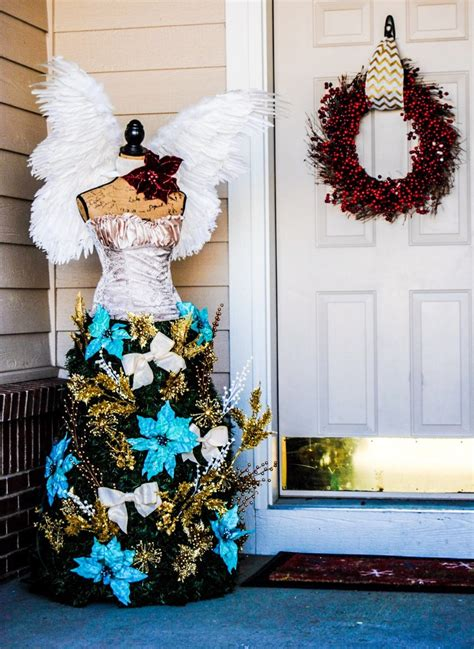 christmas tree dress form the everything housewife com