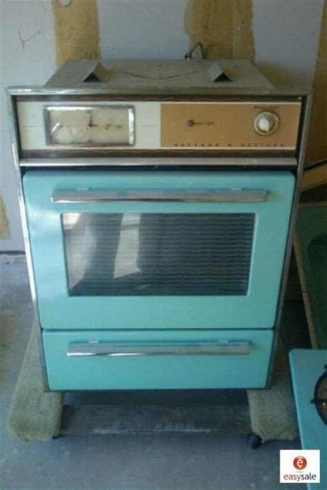 vintage kitchen appliance for sale 4 vintage retro turquoise kitchen appliances ge 1960s ebay