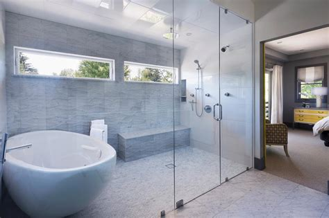 bedroom and bathroom in one room interested in a wet room learn more about this hot bathroom style hgtv s decorating
