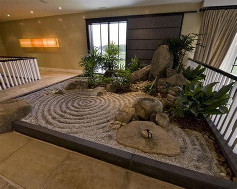 jardin zen interior jardines zen 25 ideas de paisajismo de estilo