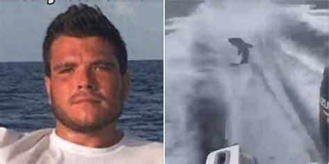 dragging shark behind boat names trump supporters bo benac spencer heintz nicholas