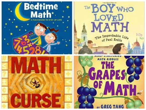 math picture books inspiring math storybooks for children grade infinity