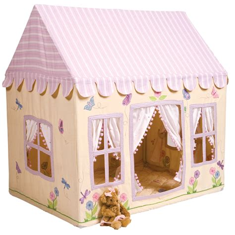 Butterfly Cottage by Butterfly Cottage Playhouse Goose Toys