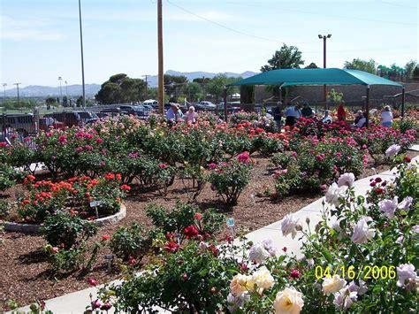 El Paso Municipal Garden el paso october 2006