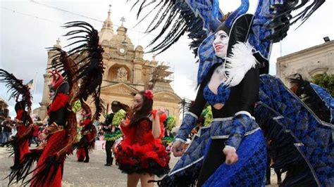 Carnival Of Healing 72 by Nadur Carnival Activities Start