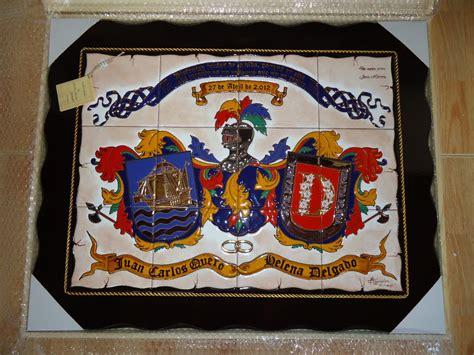el escudo arverno la 8421688685 cer 225 mica escudos de apellidos pergaminos y her 225 ldicas arte23 escudos de los apellidos