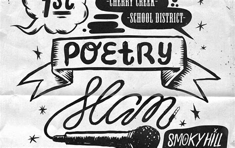 poetry slam all my pistachios poetry slam flyer