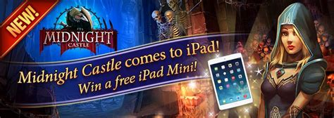 Ipad Giveaway Contest - win an ipad mini in the midnight castle ipad sweepstakes the rebel chick