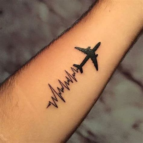 finger tattoo airplane 100 real girl tiny tattoo ideas for your first ink new