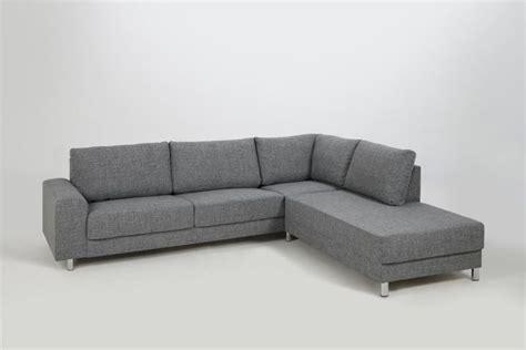 Actona Sofa by Sofa Naro綣na Calverton Actona Szary 262x221x80 Cm W