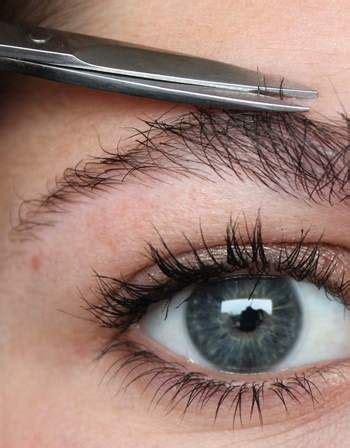 7 Tips For Perfectly Groomed Eyebrows by Eyebrow Grooming For Trim Eyebrows Eyebrows And Tips
