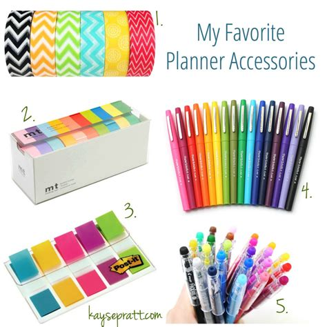 printable planner accessories the ultimate planner review intentional moms