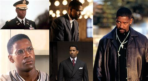 denzel washington all movies who is the greatest black actor of all time page 6