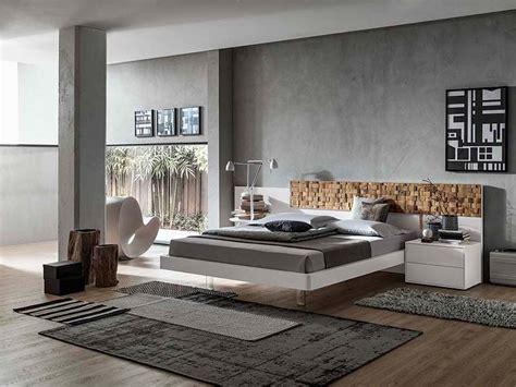 Scacco Bed Set Bedrooms, Modern, Santa Lucia   Michelangelo Designs Group