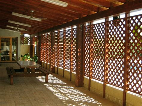 celosias de pvc para jardin celosia de madera celosias jardin celosias para terrazas