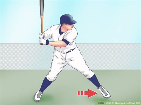 how to swing a bat correctly how to swing a softball bat 11 steps with pictures