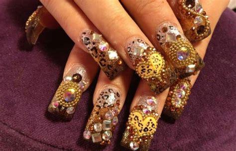 imagenes de uñas acrilicas decoradas con naturaleza muerta dise 241 os de u 241 as de acr 237 lico u 241 asdecoradas club