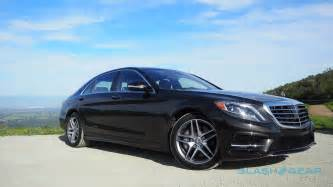 Mercedes Benze 2016 Mercedes S550 Review Silicon Valley On Wheels