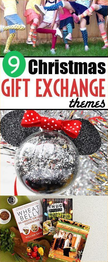 themed gift exchanges for christmas christmas gift exchange themes gift exchange themes