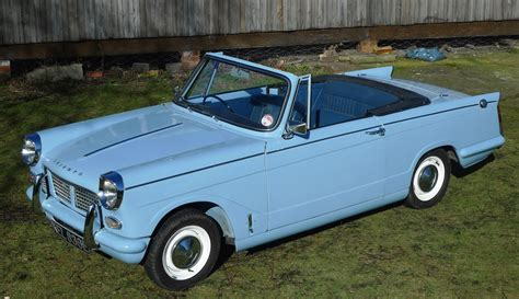 triumph herald for sale from adversity to a triumph for all seasons cult classics