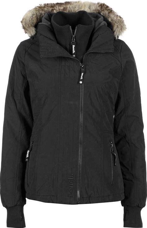 bench kidder w jacket black