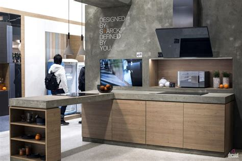 comment agencer sa cuisine agencer sa cuisine sur un mur pour gagner de l espace
