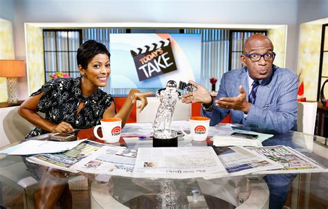 tamryn hall fired from today show tamron hall leaving nbc msnbc ahead of megyn kelly s debut