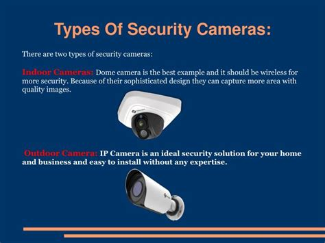 types of home security cameras 28 images buy cameras