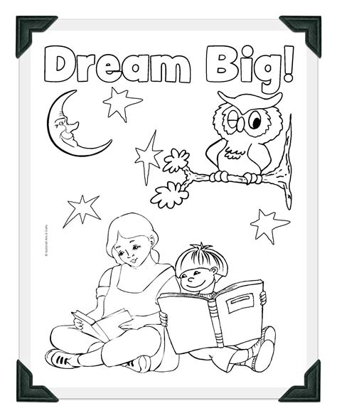 a coloring sheet national library week coloring pages coloring home