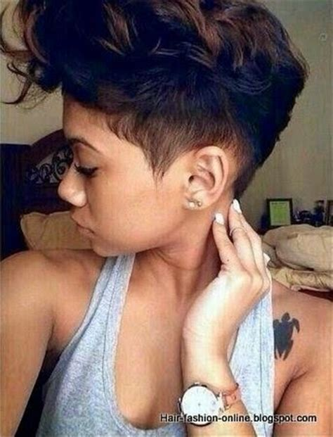 pics of shaved short cuts 26 sure fire short afro hairstyles cool hair cuts