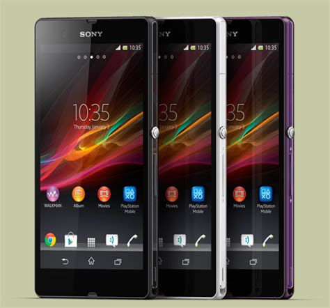 Spesifikasi Sony Lavender Terungkap spesifikasi sony xperia z ultra terungkap jagat review
