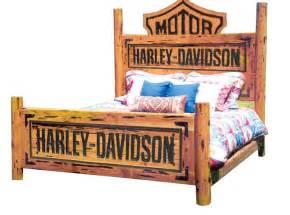 Harley Davidson Bedroom Set harley davidson custom bed harley bedroom furniture theme decor
