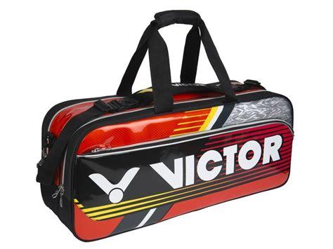 Tas Raket Victor Kotak br9607 oc tas produk victor indonesia merk bulutangkis dunia