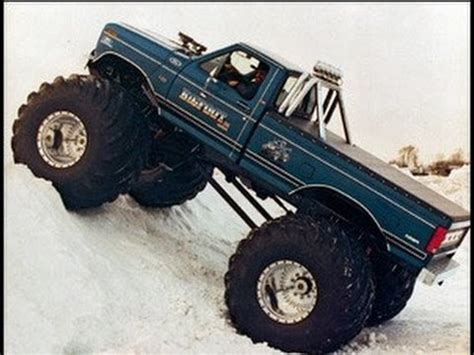 bigfoot king of the trucks bigfoot 4x4x4 king of the trucks truck