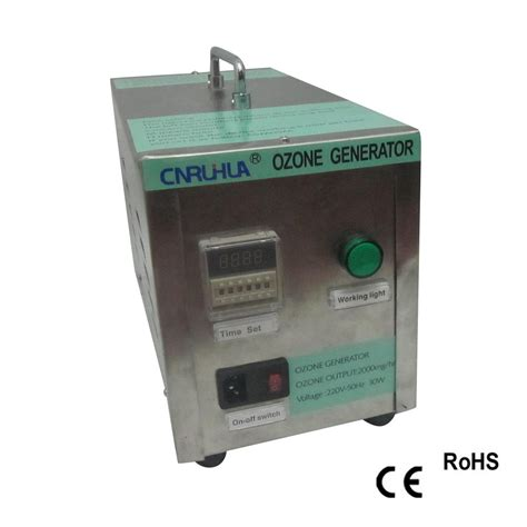 3g hr portarable ozone generator in air purifiers