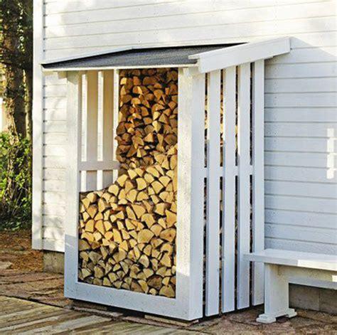 diy outdoor firewood rack 20 excellent diy outdoor firewood storage ideas home design and interior