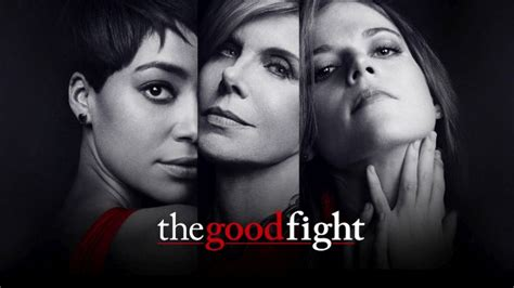 the good fight first week review quot giver her two weeks quot