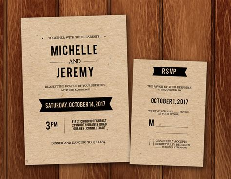 Wedding Newspaper Template by Clean Fonts Printable Wedding Invitation Template And Rsvp Wedding Invitation Templates