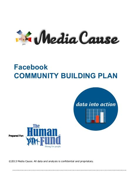 Social Media For Build Communities Engage Members social media community building plan