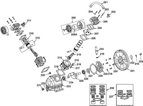 porter cable pxcmpc compressors parts