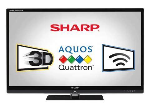 Tv Sharp Second sharp led tv aquos quattron review 3d