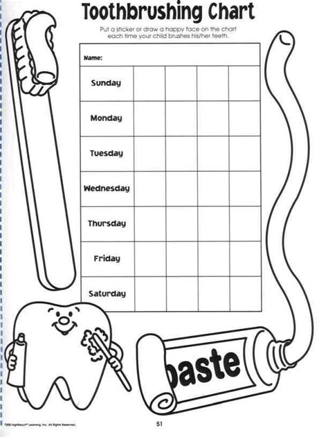 printable tooth brushing reward chart 21 best teeth brushing incentive charts images on