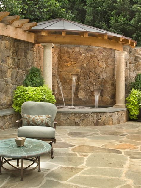 tub patio ideas backyard patio ideas with tub landscaping