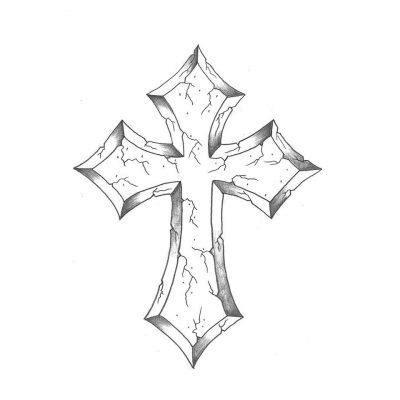 63 gorgeous cross tattoo designs religious crosses drawings www pixshark images