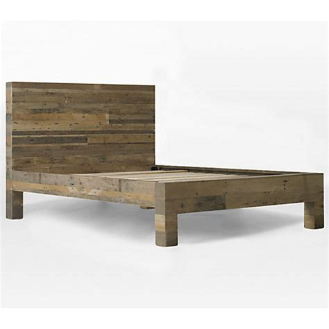 West Elm Bed Frame Reviews Buy West Elm Emmerson Bed Frame King Size Lewis