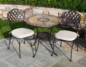 Bistro Patio Tables Furniture Gt Outdoor Furniture Gt Frame Gt Iron Frame Bistro Set